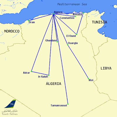 Tassili's New Algerian Domestic Network