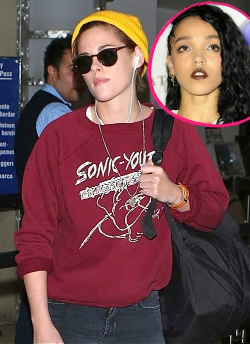 Jealous? Kristen Stewart dissed FKA twigs | She finds fugly