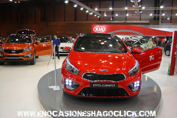 kia proceed gt salon del automovil de madrid
