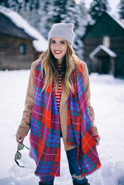 colourful winter inspo