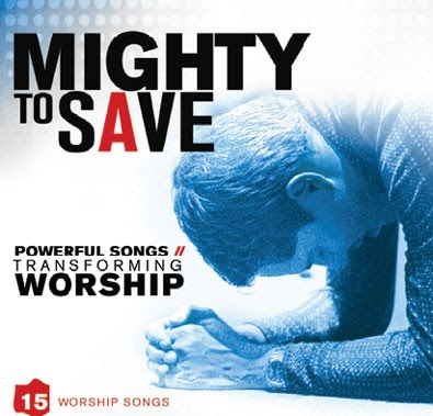 don moen mighty to save cover