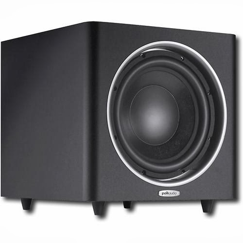 Polk Audio Subwoofer PSW110 Hitam