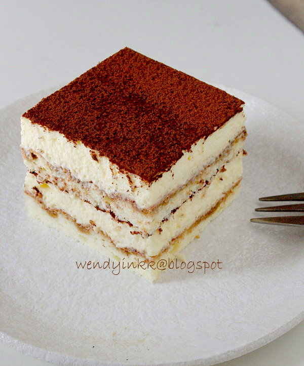 Table for 2.... or more: Tiramisu - Caffeine Cakes # 1