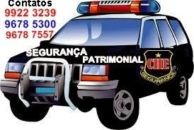 CHE  - SEGURANÇA PATRIMONIAL