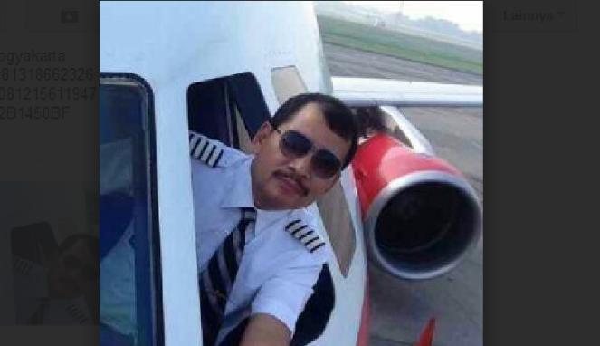 Biodata Kapten Pilot Irianto Pesawat AirAsia