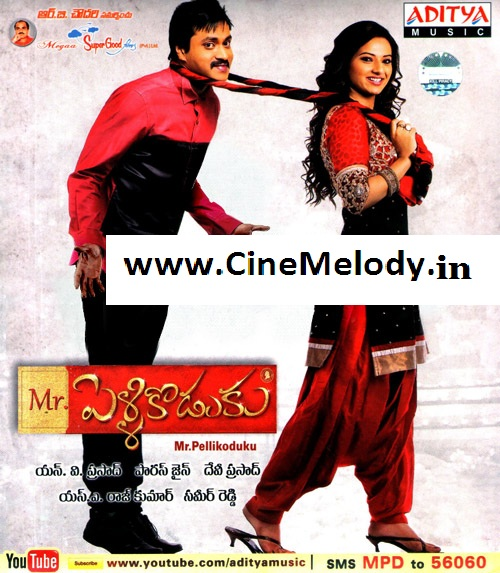 Mr.Pellikoduku Telugu Mp3 Songs Free  Download -2013