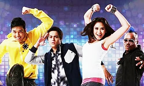 Do The Moves Music Video - Sarah Geronimo, Apl.de.Ap, Enrique Gil and Elmo Magalona
