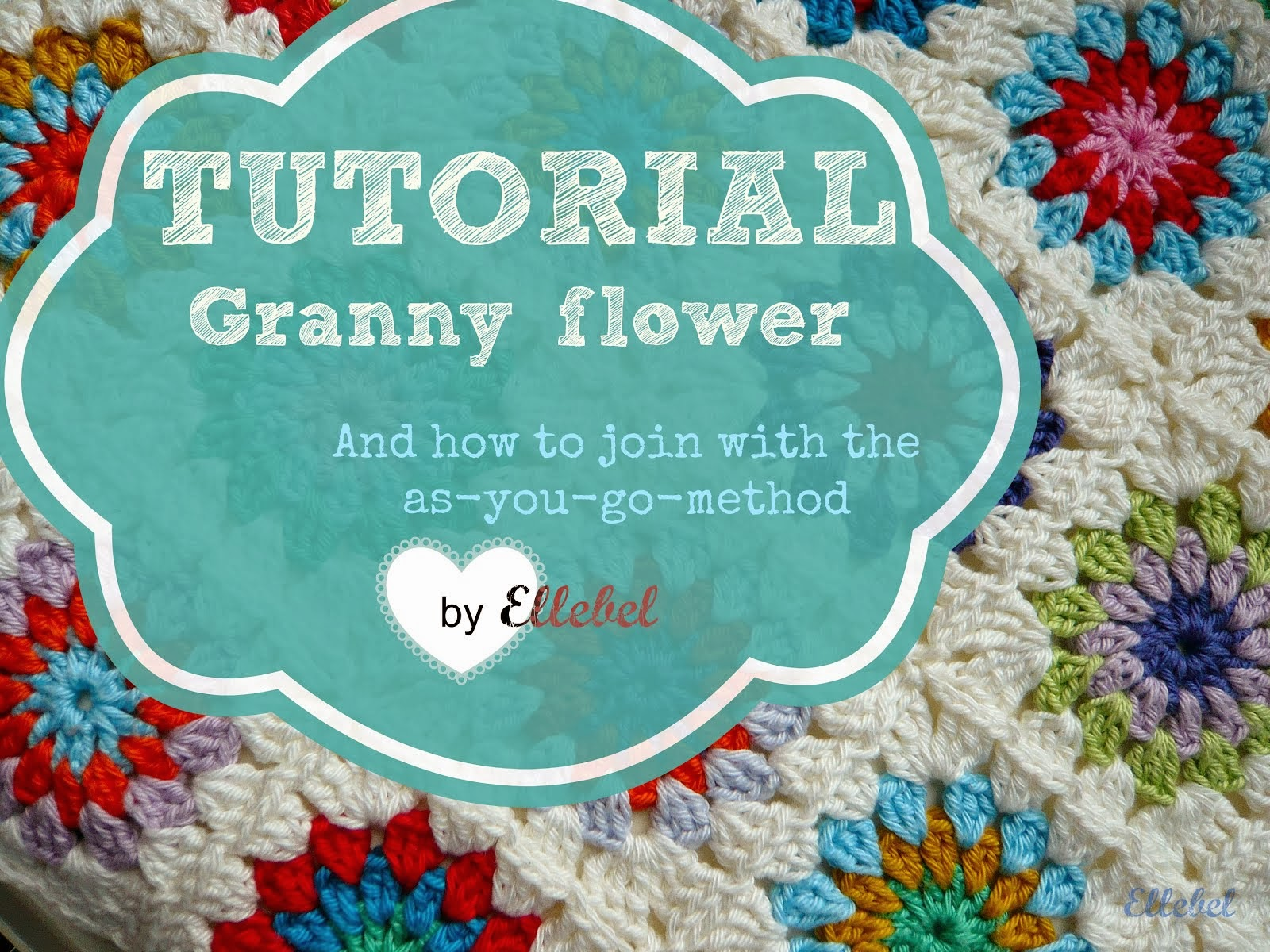 Tutorial granny flower