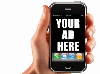 show your ad on smartphones