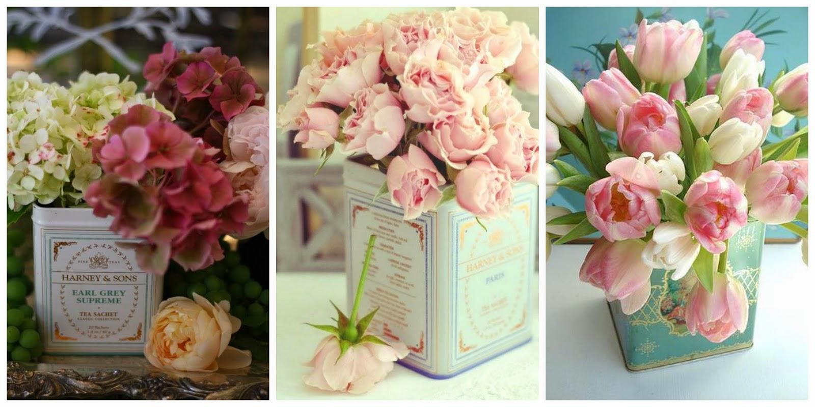 decoracion con latas boda barroca blog mi boda gratis