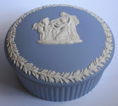 Wedgwood Blue Jasper #2