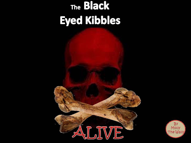 Alive, The Black Eyed Peas album cover by Molly The Wally