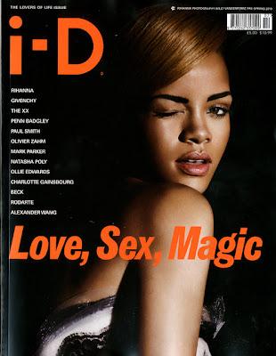 rihanna cover girl. Cover Girl: Rihanna