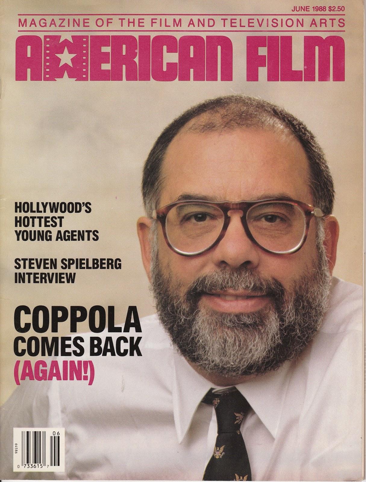 American Film Magazine 1988
