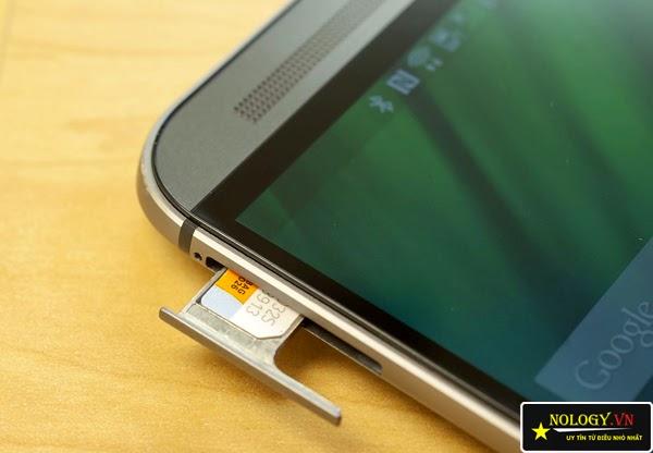 Điện thoại HTC One M8 xách tay