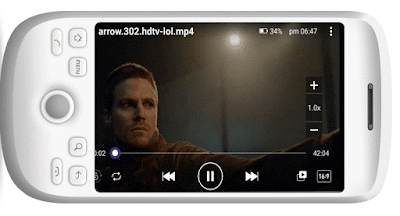 aplikasi video player android  KMplayer