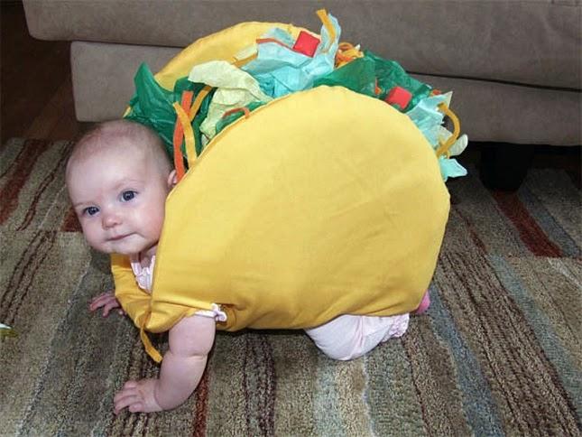 ListasDe10com Los 10 Disfraces de Halloween ms Divertidos para Bebes
