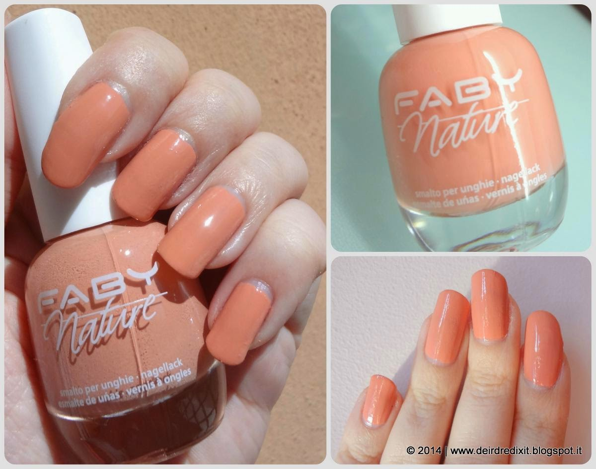 Smalto Faby Nature Peau d'Ange