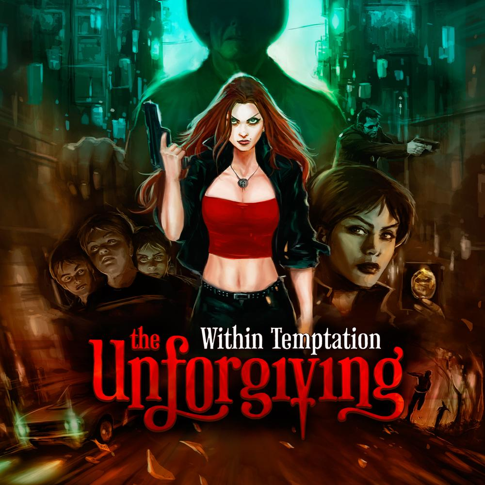Within Temptation The Unforgiving Comic Book Download