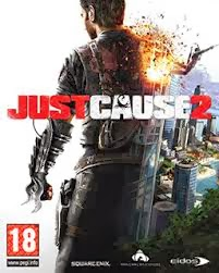 Just Cause 2 Cover Art