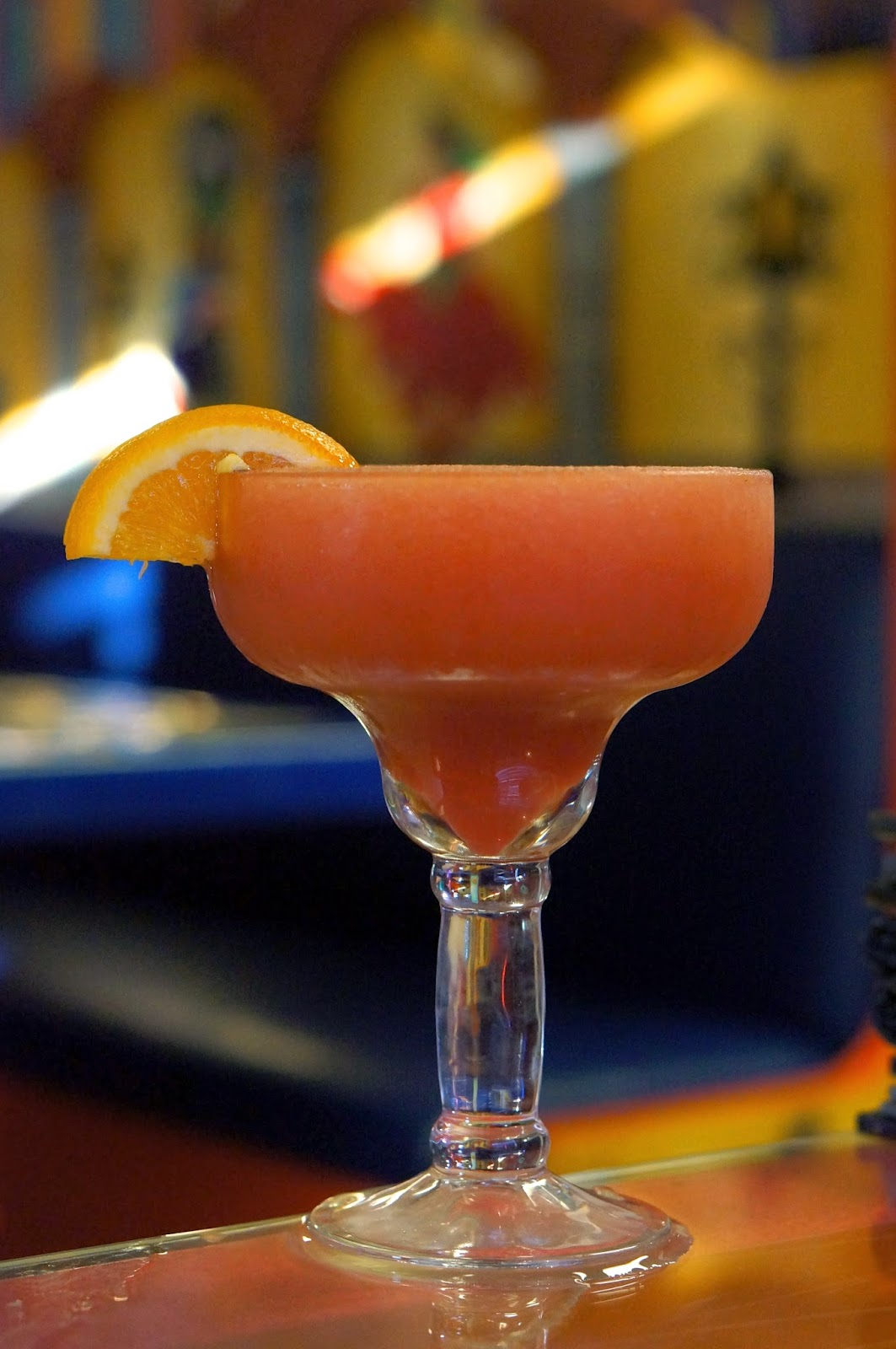 STRAWBERRY MARGARITAS, KNOXVILLE, TENNESSEE, AZUL TEQUILE MEXICAN GRILL