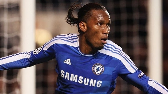 All Football Players: Didier Drogba France Young Football ...