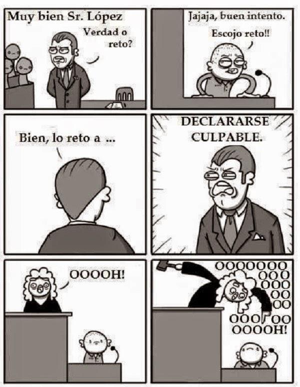 El reto del abogado