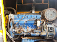 Cummins Diesel Generator, 200 KVA, used, second hand, Cummins generator with Canopy