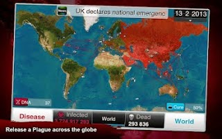 Plague Inc. 1.8.1 Full unlocked