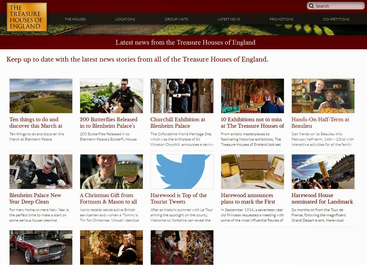 http://www.treasurehouses.co.uk/news