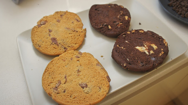 We The Food Snobs creates their own Ben & Jerry's 'Wich Cookie
