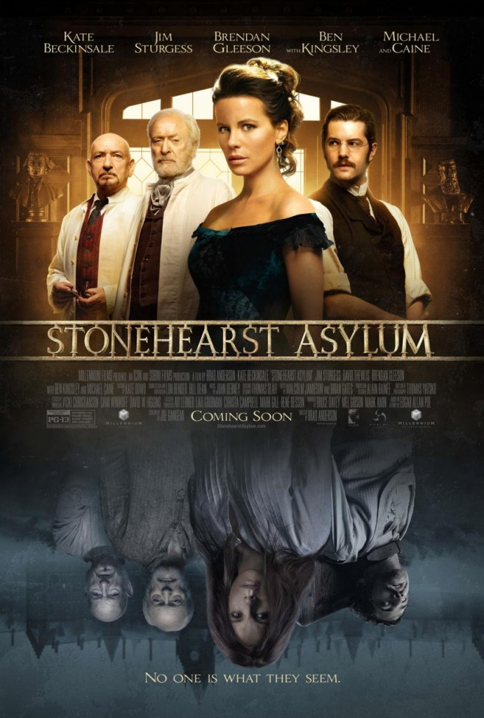 Sinopsis Film Stonehearst Asylum 2014 (Kate Beckinsale, Jim Sturgess, Michael Caine)