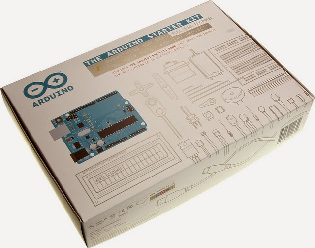 Make learning fun for your kids get them an arduino starter kit the arduino starter kit is a do it yourself electronic components kit with a beautiful manual that teaches you and your child how to build cool simple and solutioingenieria Choice Image