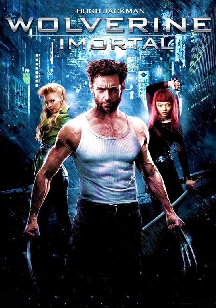 Wolverine: Imortal Versão Estendida Torrent - Blu-ray Rip 720p e 1080p Dublado (2013)