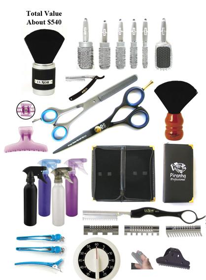 Barber Necklace Galleries Barber Kits