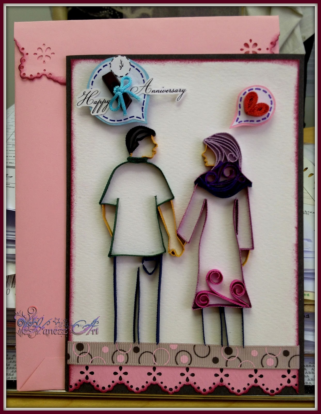 Hanezz art june 2012 for Arts and crafts ideas for couples