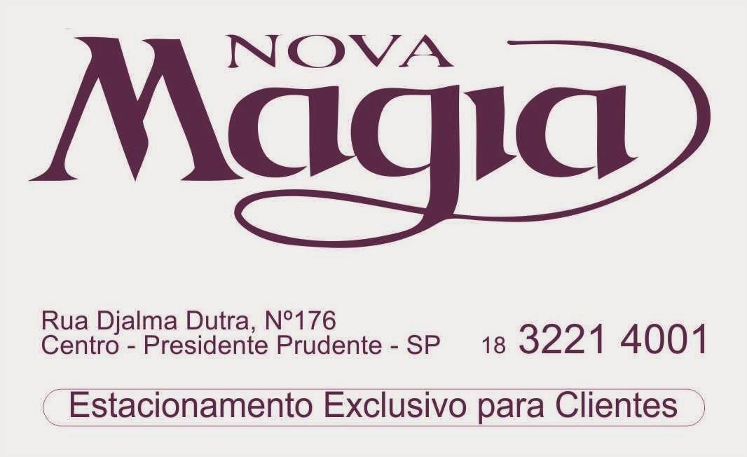 Nova Magia Claçados