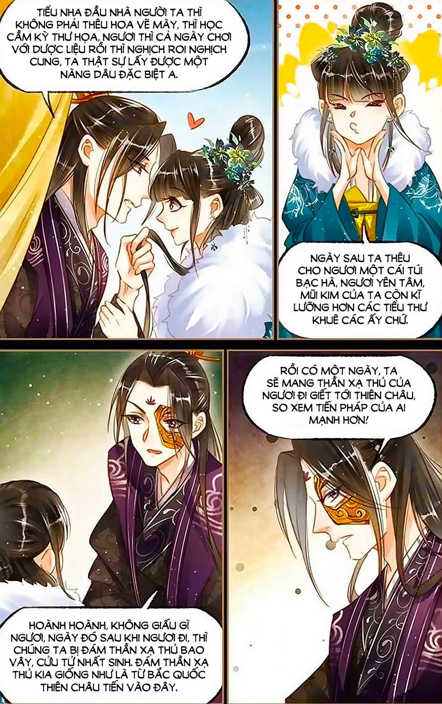 Thần Y Đích Nữ chap 114 - Trang 6