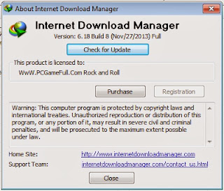 Internet Download Manager 6.18 Build 8 Full Version