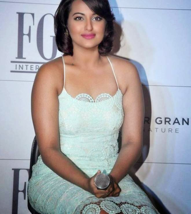 Sonakshi Sinha New Haircut Pics