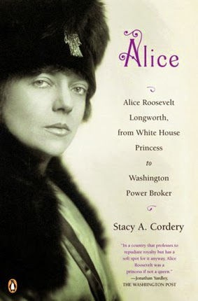Alice roosevelt from white house princess