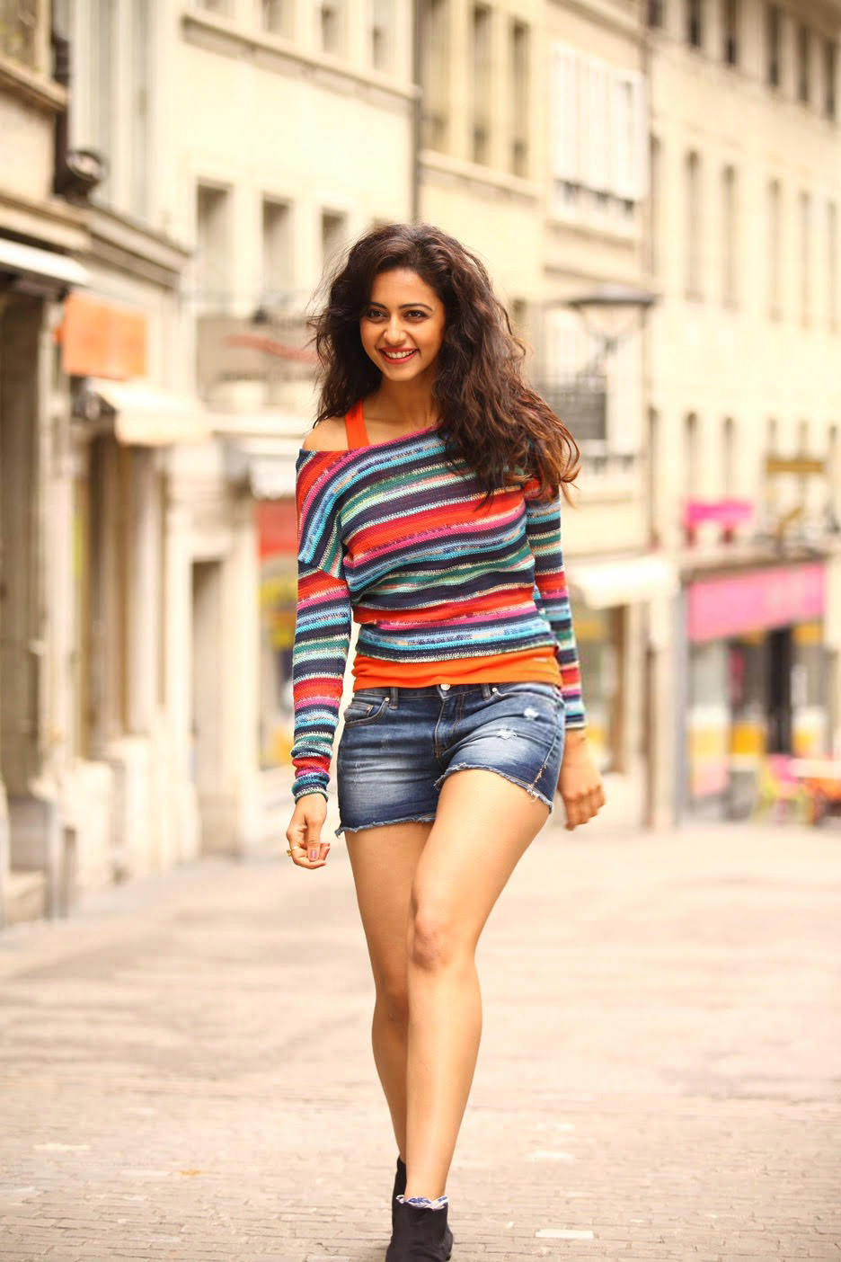 Rakul Preet Singh New HD Stills in Kick2 Movie