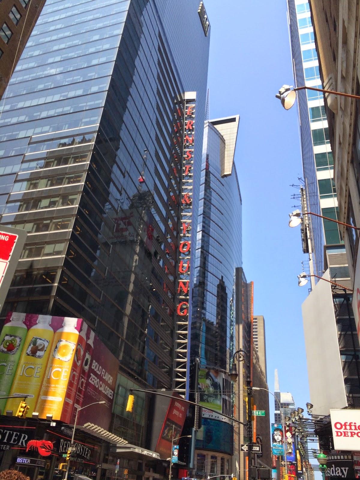 I AM A FORDHAM RAM: Summer in NYC