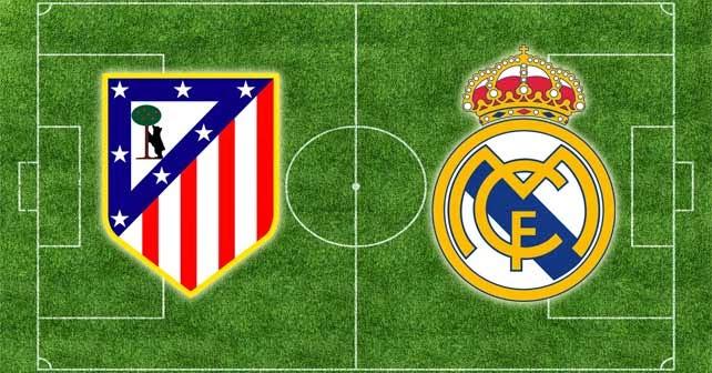 Prediksi : Atletico Madrid vs Real Madrid 7 Februari 2015