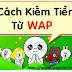Tổng hợp các cách Kiếm Tiền Online từ WAP
