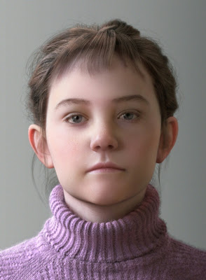 Look at this picture, what do you think this is picture of real people or artificial digital work? You will never know unless i tell you this girl is created from digital artwork, wanna see more? check all girls below