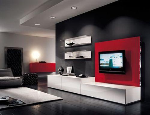 Pintura Para Salas Pequeñas : Como decorar salas pequeñas modernas ~ como decorar el hogar con