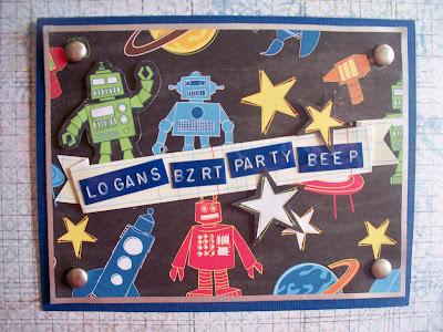 Robot Card 2