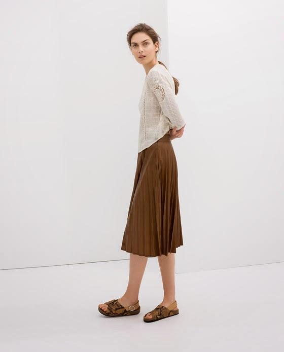 Diferentes estilos de faldas para jovencitas. Casuales, elegantes, informales todas hermosas.