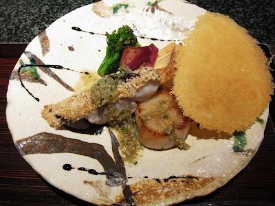 Kutani at the Ritz Tokyo